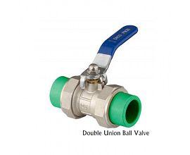 Union PPR ball valve