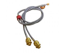 high quality gas stove LPG hose for outdoor camping picnic