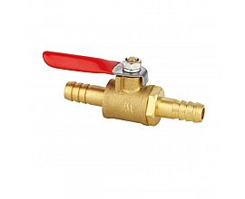 Nozzel mini gas ball valve