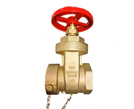"""2.5 inch indoor fire hydrant valve 2 1/2"""" hydrant gate valve"""