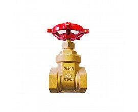 Europe UK popular brass gate valve
