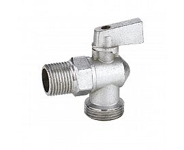 "1/4"" quarter turn angle valve 90 degree"