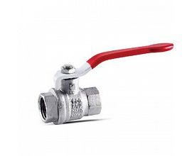 Brass Water Ball Valves with Long Handle