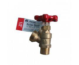 Brass Boiler Drain Valves