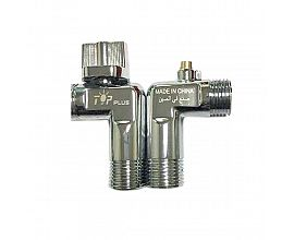 UAE popular zinc alloy angle valve