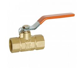 Brass Square Ball Valves