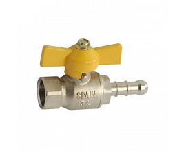 "3/8"" Butterfly Gas Copper Valves"