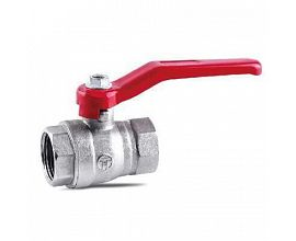 Full Bore Forged Brass Ball Valve