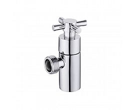 Female thread zinc alloy handle brass angle valve
