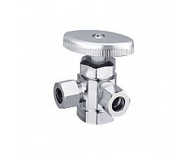 USA Popular brass angle valve