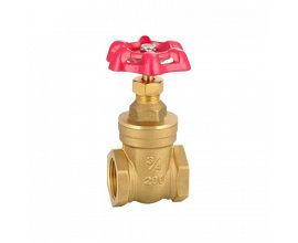 3/4 Inch Brass Gate Valves