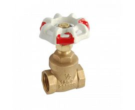 "1/2"" 200wog Brass Gate Valves"