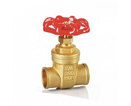 Welding Brass Gate Valve