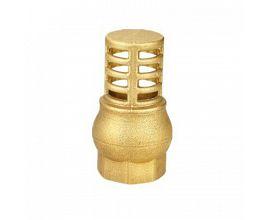 Brass Bottom Valve