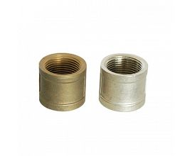 Threaded Brass Sockets