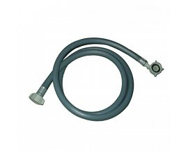 Steel Connector PVC Washine Machine Inlet Hose