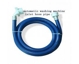 Blue PVC Washing Machine Inlet Hose Pipe