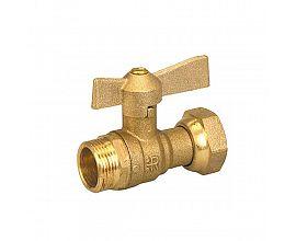 France type stop valve