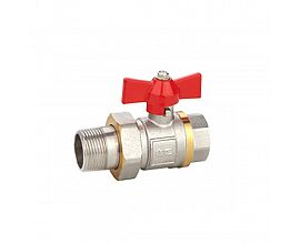 Butterfly Handle Union Ball Valves