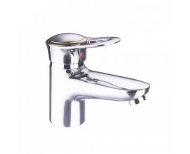 Simple Cloakroom Basin Mixer Taps