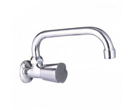 Single Lever Wall Mounted Water Tap