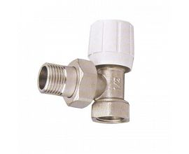Steam Angle Radiator Valve
