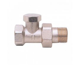 Traditional Brass Body Radiator Valve