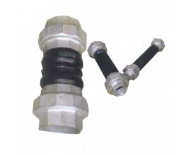 Threaded Union Rubber Expansion Joint