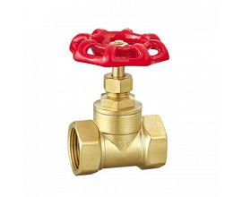 Threaded Brass Stop Valve