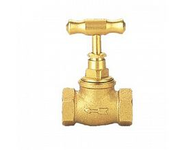 T Handle Brass Globe Valve