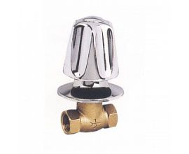 "1/2"" Brass Mini Stop Valve"
