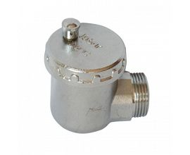 Nickel Plated Air Vent Valve