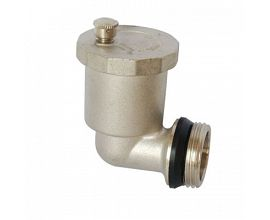 Brass Air Vent Valve for Radiators