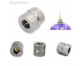 outdoor camping stove Convert cylinder LPG canister adapter