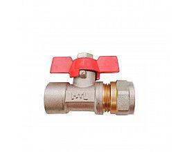 1/2 inch Female compressed ball valve