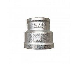 Russian market brass reducing socket