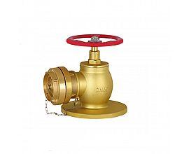 2inch Brass Angular Flange Hydrant Valve