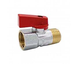 Female & male new type mini ball valve