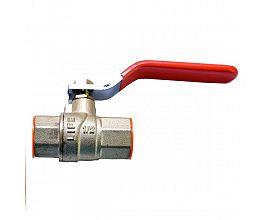 India popular female thread brass ball valve