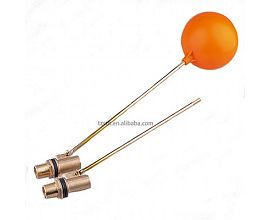 Zinc alloy floating valve for water tank