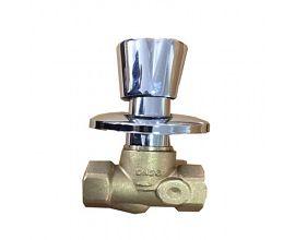 Italy popular brass stop valve