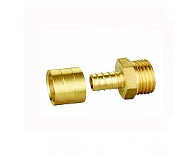 Brass elbow female fttings