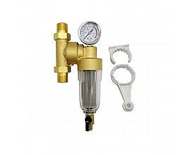 1 inch Sediment Removal Water Filter